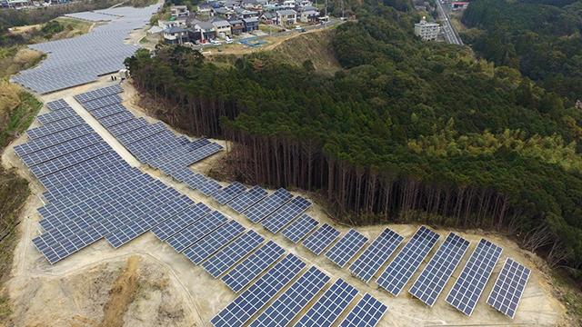 2013年、クリーンエネルギー事業部を立ち上げ。